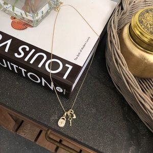 Kendra Scott Charm Necklace with charms